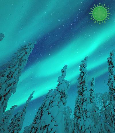 Corona Auszeit inkl. Nordlichter